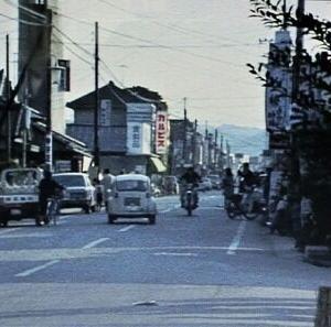昭和の市役所通り