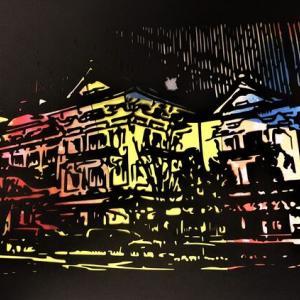 夜の歌舞伎座
