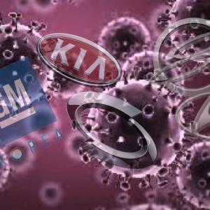 新型コロナウィルスに韓国自動車業界が感染!民労総のスト連発で終了!