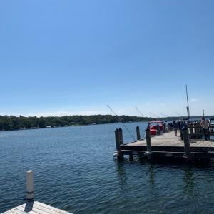 Lake GenevaとApple Picking