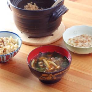 割合レシピの炊き込みご飯