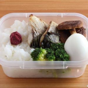 【ダイエット】塩サバ弁当