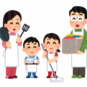 【育児】家事の可視化