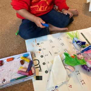 【育児】家の中で満足するまで遊ぶ遊び