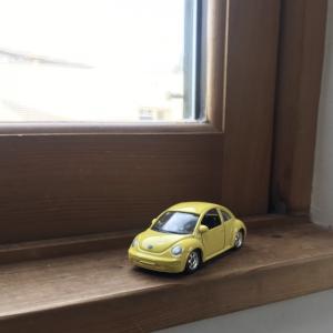 家だけでなく、車もコンパクトです