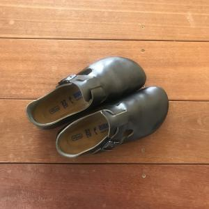 [直して使う]10年履いているビルケンシュトックの靴を修理