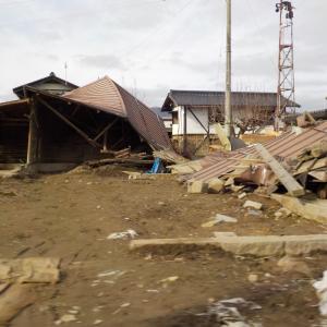 去年の台風19号で決壊した千曲川流域の現在