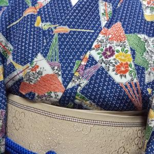 母に持たせてもらった着物と羽織