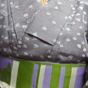 500円の着物コーデ