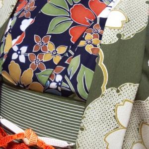 和呉屋さんの長羽織コーデ