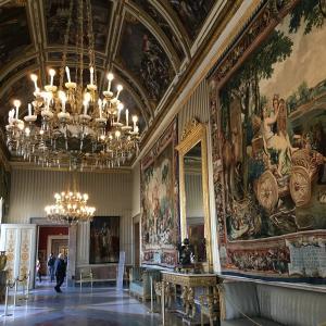 イタリアひとり旅⑰【前半:南イタリア編】ナポリの王宮で第一日本人発見!