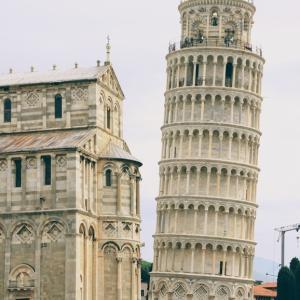 イタリアひとり旅㉞【後半:トスカーナ編】スパルタなガイドさんに連れられてピサへ