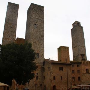 イタリアひとり旅㉟【後半:トスカーナ編】中世の雰囲気漂うシエナとサンジミニャーノの魅力とキャンティワインに酔いしれる