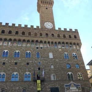 イタリアひとり旅㊸【後半:トスカーナ編】フィレンツェのドゥオモを撮るならベッキオ宮殿に行くのがオススメ!