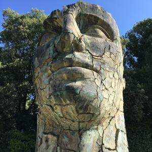 イタリアひとり旅㊻【後半:トスカーナ編】ボーボリ庭園で朝練・・・じゃなくてお散歩