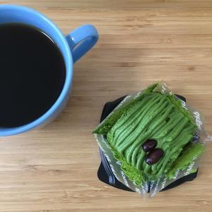 抹茶モンブラン&うっせえわ(今までで一番短い記事です)