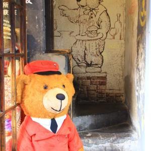 上海ひとり旅 [3]【映え雑貨とお土産探しに最適な「田子坊」をぶらぶらしてみた】