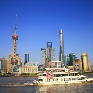 上海ひとり旅[4]【外難(バンド)と浦東(プートン)で夜景を楽しむ】