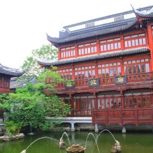 上海ひとり旅[5]【有名な観光名所「豫園」と絶品汤圆(黒ごま味!)】