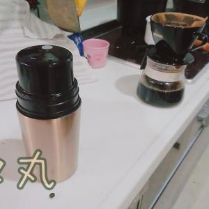 電動コーヒーミル ドリッパー 付 タンブラーのレビュー