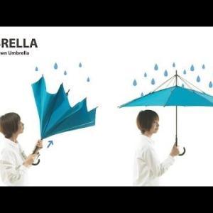 お洒落で人気の折りたたみ傘