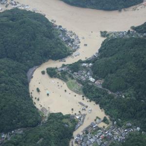 「こんなに濁りがとれないのは初めて」…豪雨1か月、清流戻らぬ球磨川