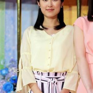NHK近江友里恵アナが退社の理由