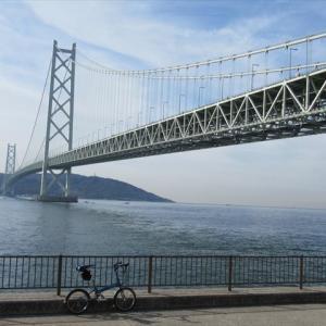 兵庫県 明石浜の散歩道と別府鉄道跡
