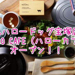 HELLOCAFE(ハローカフェ)by DOG UP VILLA!阪急ハロードッグソリオ宝塚店に本格的なお料理が楽しめるドッグカフェOPEN!