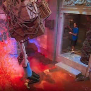 室内版SASUKE!?『フロア・イズ・ラバ:溶岩襲来!』感想・レビュー【Netflix】