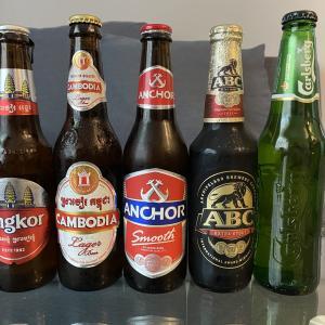 カンボジアで人気のビール5種類を飲み比べ!おすすめは?