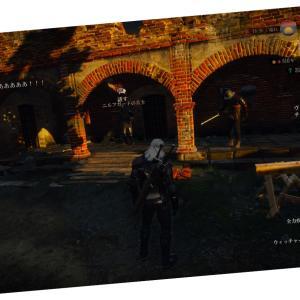 The Witcher® 3: Wild Hunt: 酔いと酔わないのハザマ