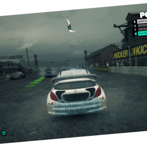 DiRT3: 未来のレースは
