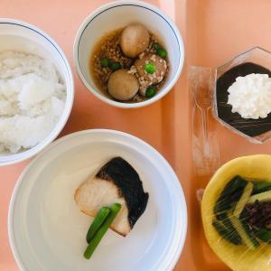 入院中の食事④