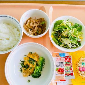 入院中の食事①