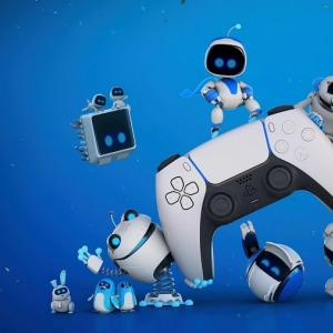 PS5『ASTRO's PLAYROOM』トロコン後レビュー|これが無料なんて最高!
