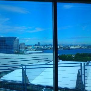 病室からの景色