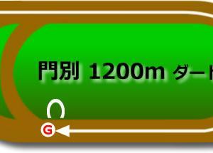ウポポイオータムスプリント2020予想┃門別1200m戦の過去データを調べてみた!