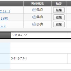 【川崎競馬】マーチスター賞・椿賞・雛祭賞┃2021年3月3日トリプル馬単対象3レース予想