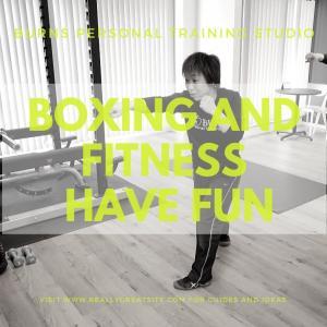 初めてのボクシングフィットネス!