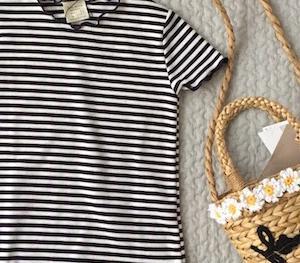 娘たちの夏服 ZARA H&M購入品等