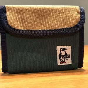 【レビュー】CHUMS(チャムス)の可愛い財布!トリフォルドウォレットを購入した感想!