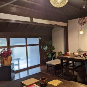 明日香村の人気古民家カフェ『カフェことだま』でランチ❣️