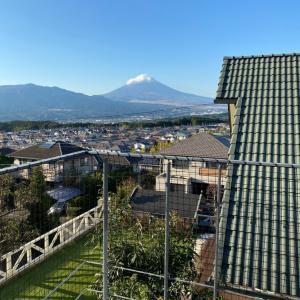 【田舎子育てパパtaku便りvol.7】富士山が一望できる15億円の豪邸で寝袋で寝たら田舎者が〇〇になった話。