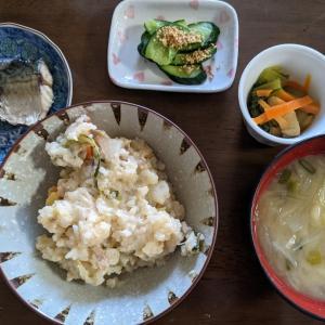 お夕飯(和食)