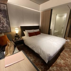ソラリア西鉄ホテル札幌の宿泊記①客室と大浴場を紹介