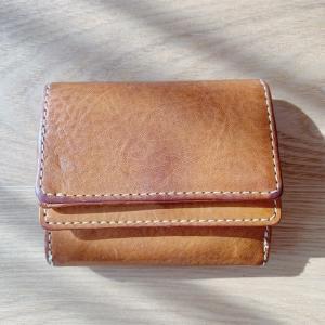 お気に入りの小さいお財布