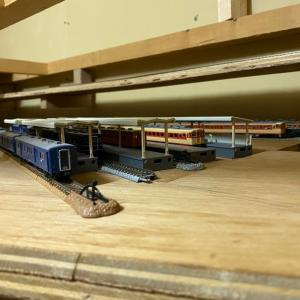 屋根裏紀南線11・天王寺駅から工場線に