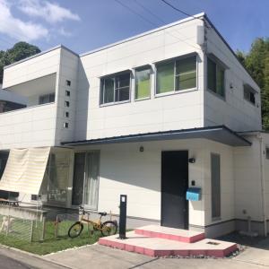 広島にあるデザイナーズハウス