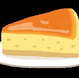 炊飯器でチーズケーキ♪